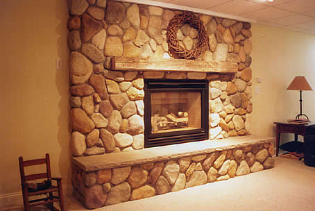 Stone For Fireplaces cultured stone (stone veneer, decorative stone) for fireplaces