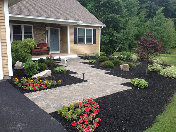 Building Beautiful Front Yard Entryways For Residential Curb Appeal