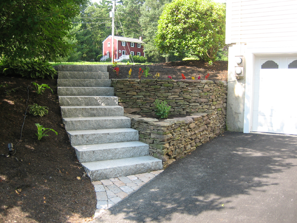 Best Walls And Stairs By Tinakoral On Pinterest Retaining 640 x 480